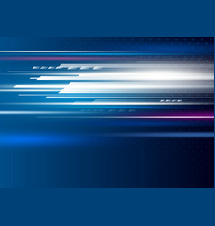 abstract speed motion background vector image