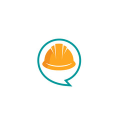 architect talk logo vector image