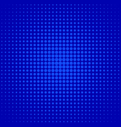 halftone dot pattern background template - vector image