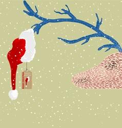 Merry christmas seasons vector