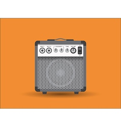 GuitarCombo vector image