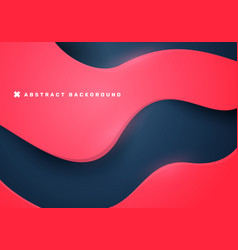 abstract liquid wave background vector image