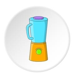 Blender icon cartoon style vector image