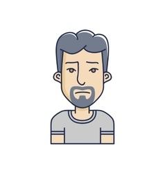Boy avatar vector