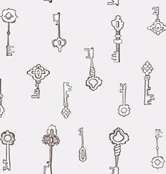 Keys4 vector image