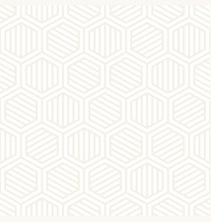 Seamless subtle stripes pattern modern vector
