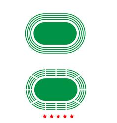 Stadium it is icon vector