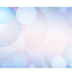 background bokeh effect vector image