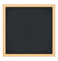 Blackboard vector image vector image