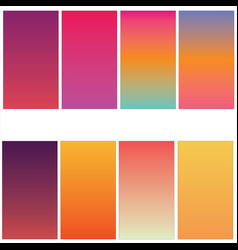 soft-color-background vector image
