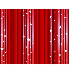Theater curtain background movie curtain vector