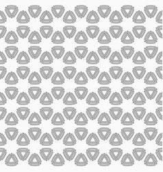 abstract seamless pattern stylish geometric vector image