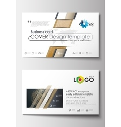 Business card templates Cover design template vector
