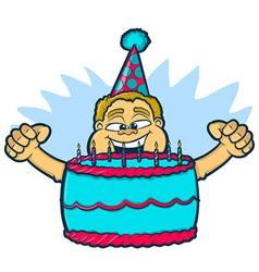 Birthday Boy vector