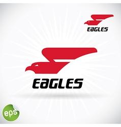 Eagle Symbol vector image