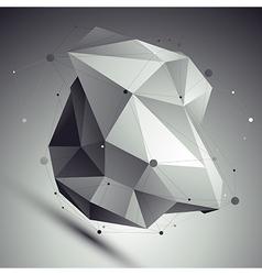 Spatial monochrome digital eps8 backdrop vector