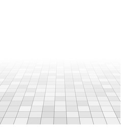 White and gray marble tiles on bathroom floor vector
