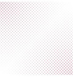 geometric halftone dot pattern background - vector image vector image
