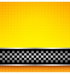 racing background template vector image vector image