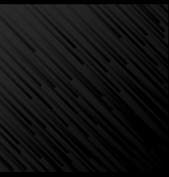Abstract black and gray gradient stripe diagonal vector