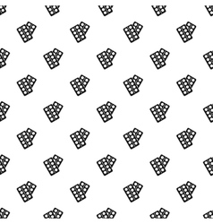 Pills in package pattern simple style vector