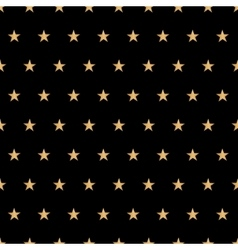 Seamless background with colorful stars vector