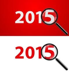zoom 2015 z zoom 2014 01 vector image vector image