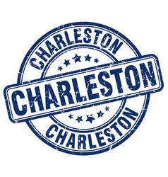 Charleston stamp vector