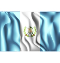 Flag of Guatemala Aspect Ratio 2 to 3 vector