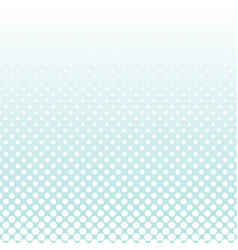 geometric abstract gradient halftone dot pattern vector image