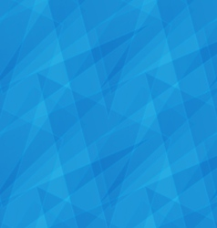 Blue Abstract Seamless Background vector image vector image