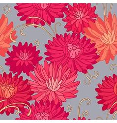 pattern pailsley vector image vector image