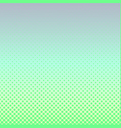gradient halftone dot pattern background - design vector image