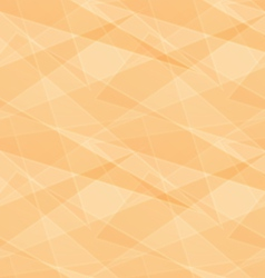 Orange Abstract Seamless Background vector image