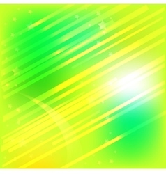 background with straight light lines vector image