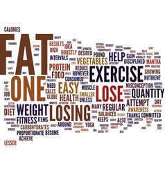 lose that belly and get fit text background word vector image