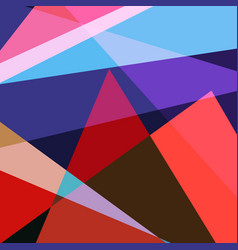 abstract beautiful background geometric vector image