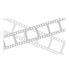 cinema film icon flat style vector image
