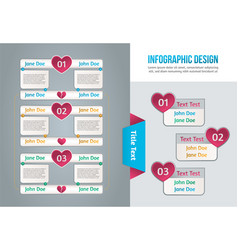info graphic great design for any purposes vector image