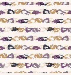 Tie dye stripe geometric variegated background vector