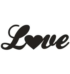 Love design icon vector