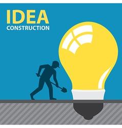 IDEA CONSTRUCTION vector