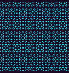 seamless linear pattern stylish texture with vector image