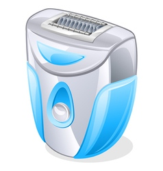 epilator vector image