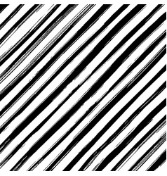 monochrome striped background vector image