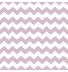 tile pattern violet zig zag on white background vector image