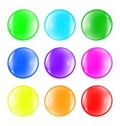 Ball Color fun vector image