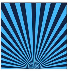comic pop art background speed lines halftone vector image