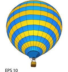 balloon 04 color vector image vector image