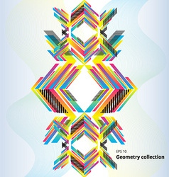 geometry abstract pattern vector image